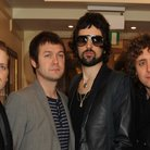 kasabian at this years Q Awards 2010