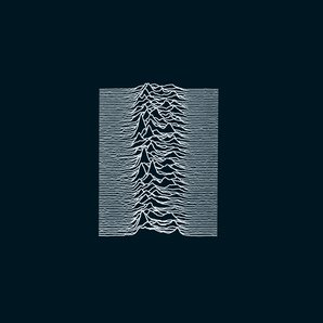 Joy Division Unknown Pleasures album cover