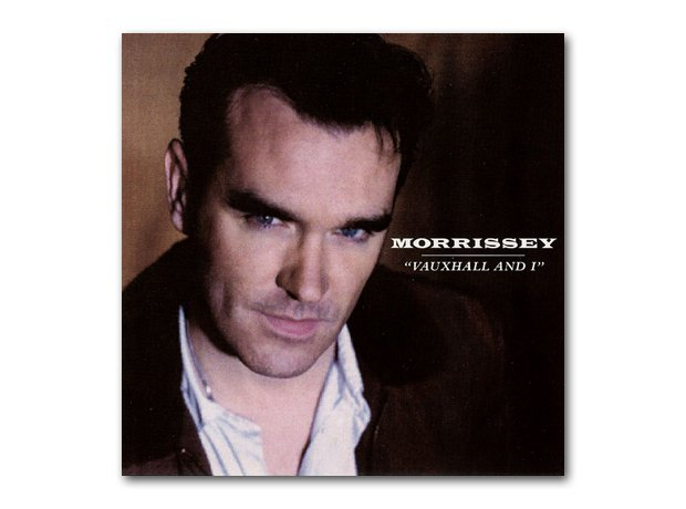 Morrissey - Vauxhall And I album cover