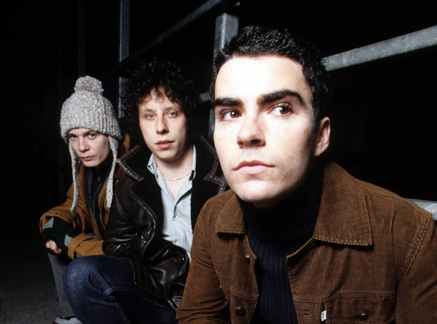 Stuart Cable and Stereophonics