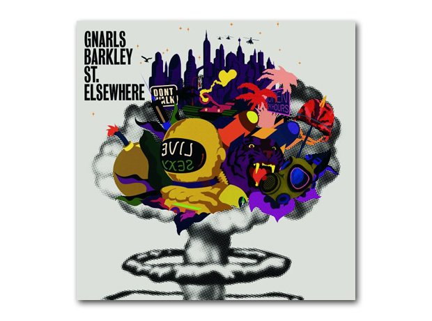 Gnarls Barkley - St Elsewhere