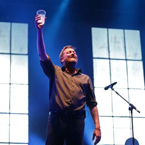 Elbow at T In The Park 2014