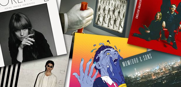 Best Albums Of 2015 So Far