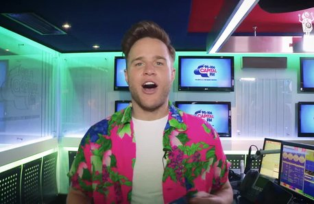 Olly Murs Capital Studio