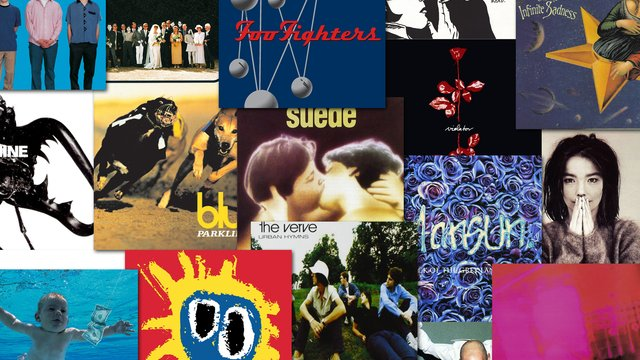 Quiz how many of these classic 90s albums do you own for Classic house albums 90s