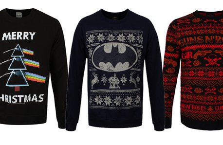Radio X Christmas Jumpers