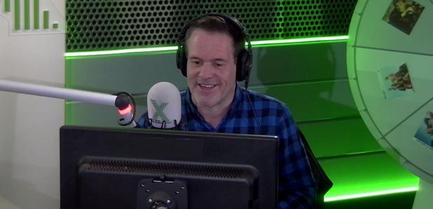 Chris Moyles show 8 December 2015