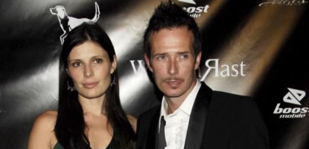Scott Weiland and Ex Wife Mary Rosenberg
