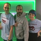 Radio X Johnny Vaughan Kiss The Ferret