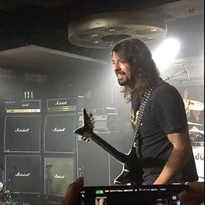 Dave Grohl Metallica Pantera Supergroup Motorhead