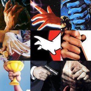 Movie Poster Hands