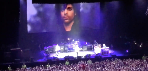 Noel Gallagher pays tribute to Prince