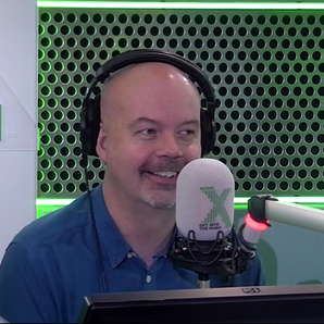 Dominic Byrne Chris Moyles Show 29 April 2016