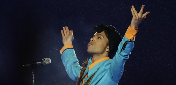 Prince Musician Performing 2007