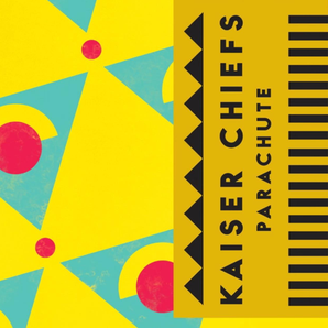 Kaiser Chiefs Parachute Single Artwork