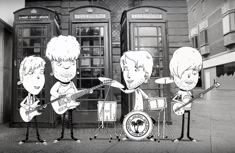 Viola Beach Boys That Sing Animated Video