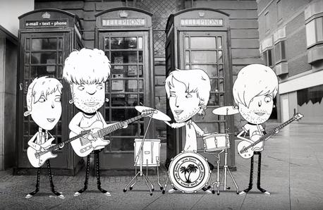 Viola Beach Boys That Sing Animated Video