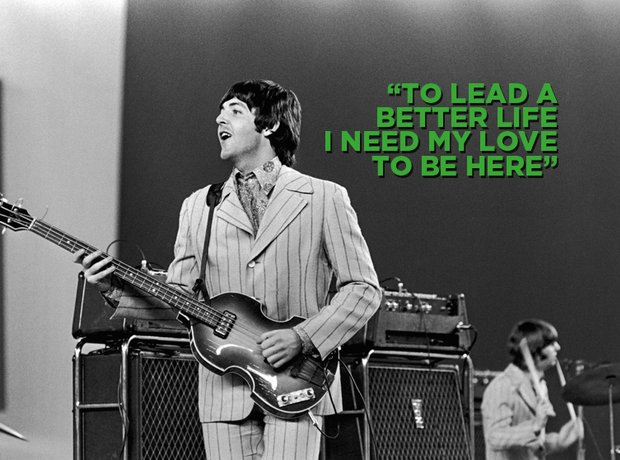 The Beatles - Here There And Everywhere
