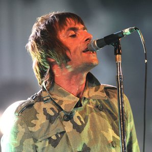 Liam Gallagher 2011