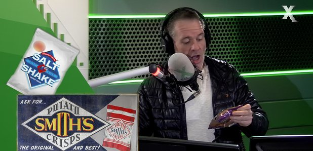 Chris Moyles Crisp Facts