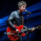 Noel Gallagher on stage 2016