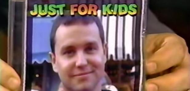 Mark Hoppus Just For Kids Spoof CD Jimmy Kimmel