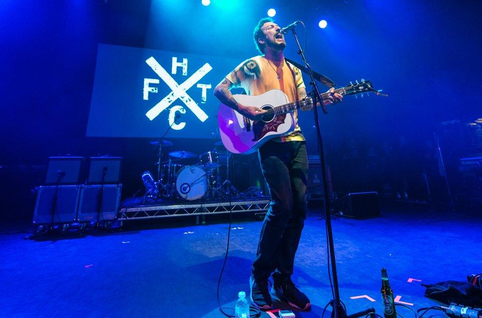 Frank Turner Peaceful Noise gig 15 November 2016