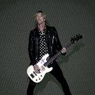 Guns N Roses Duff McKagan performing 2016