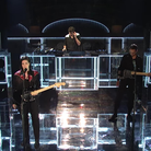 The xx on SNL YouTube still