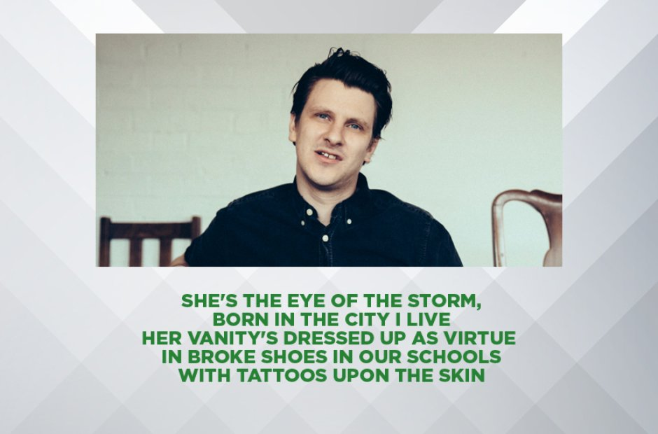 Jamie T - Power Over Men