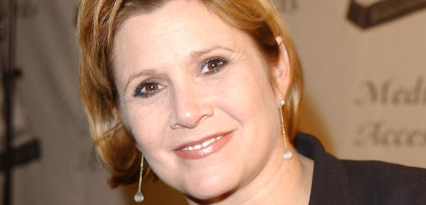 Carrie Fisher 2002