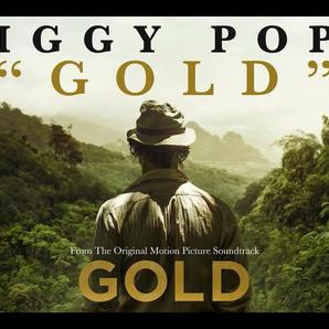 Iggy Pop Gold first listen screen shot YouTube