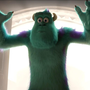 Monster Inc. Sully Disney Pixar