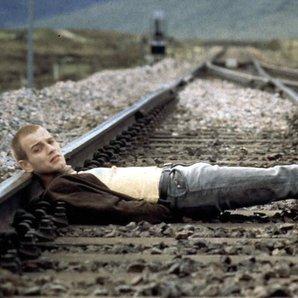Ewan MacGregor in Trainspotting