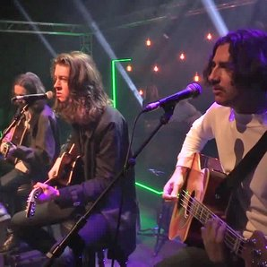 Blossoms live Chris Moyles Show 22 Feb 17