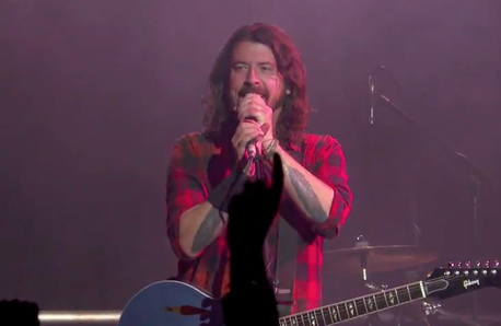 Dave Grohl Foo Fighters 2017 Frome