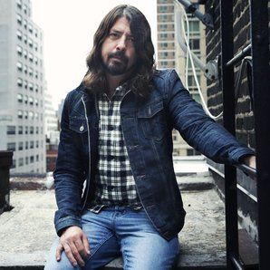 Dave Grohl in 2014