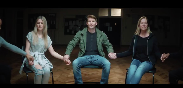 James Blunt launches support group for album