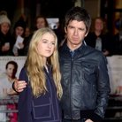 Anais Gallagher and dad Noel Gallagher