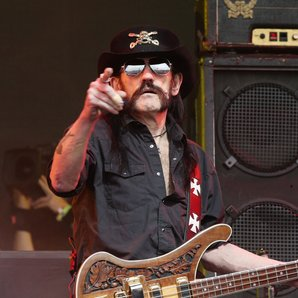 Lemmy from Motorhead in 2015