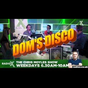Dom's Disco on the Chris Moyles Show