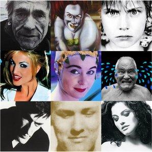 Album Cover Faces