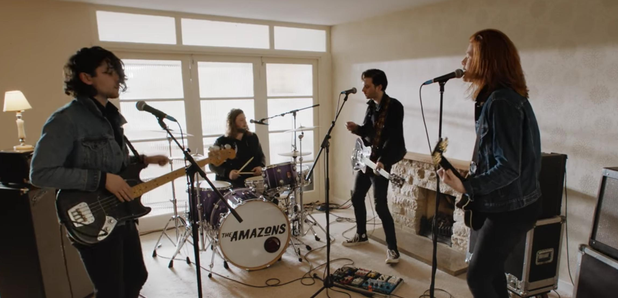 The Amazons Junk Food Forever video