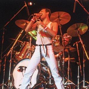 Freddie Mercury  Queen 1980