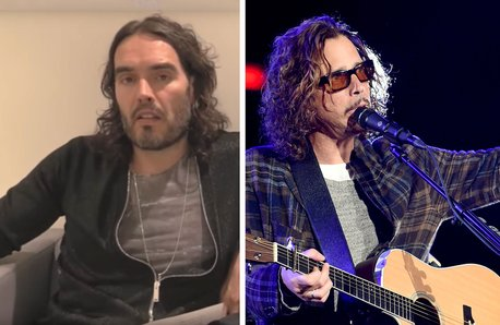 Russell Brand talks Chris Cornell on The Trews