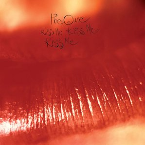 The Cure Kiss Me Kiss Me Kiss Me album cover