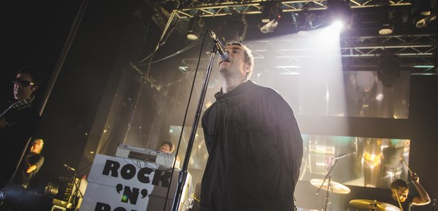 Liam Gallagher and London's Electric Brixton
