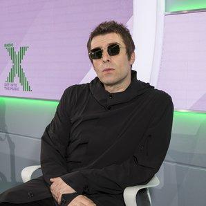 Liam Gallagher at Radio X 2017