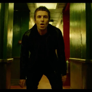Liam Gallagher Wall Of Glass video still