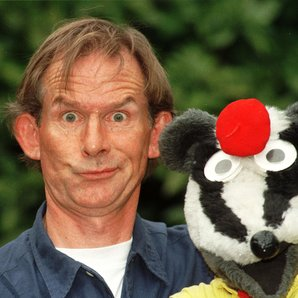 Bodger and Badger star Andy Cunningham